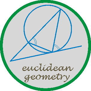 an overview of the euclidean geometry The adjective euclidean is supposed to conjure up an attitude or outlook rather than anything more specific: the course is not a course on the elements but a wide-ranging and (we hope) interesting introduction to a selection of topics in synthetic plane geometry, with the construction of.